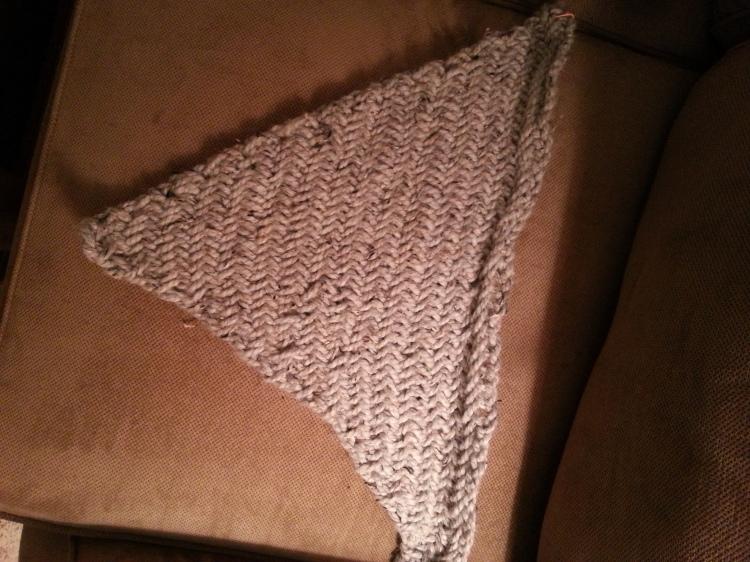 cowl triangle