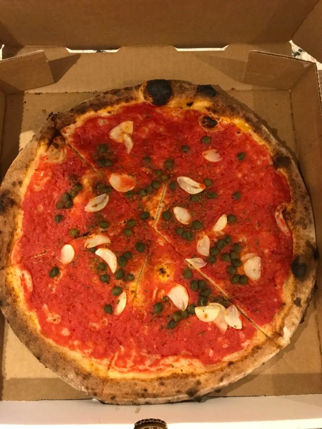 Marinara Pizza