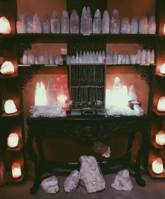 Selenite room